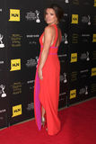 Melissa Claire Egan arrives at the 2012 Daytime Emmy Awards Stock Photos
