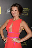 Melissa Claire Egan arrives at the 2012 Daytime Emmy Awards Royalty Free Stock Photo