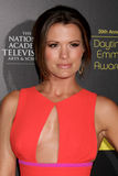 Melissa Claire Egan arrives at the 2012 Daytime Emmy Awards Royalty Free Stock Image
