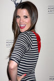 Melissa Claire Egan arrives at the ATAS Daytime Emmy Awards Nominees Reception Stock Image