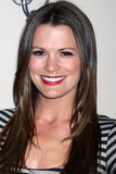 Melissa Claire Egan arrives at the ATAS Daytime Emmy Awards Nominees Reception Stock Images