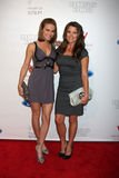 Melissa Claire Egan, Chrishell Stause Royalty-vrije Stock Foto