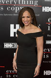 Melissa Harris-Perry. Controversial former MSNBC television host Melissa Harris-Perry arrives on the red carpet for the New York special screening of Everything stock image