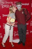 Melissa Joan Hart. At the Twilight Zone Tower of Terror in the 'Hollywood Tower Hotel', Disney's California Adventure, Anaheim, CA. 05-04-04 stock photos