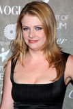 Melissa Joan Hart. Arriving at 'The Art of Elysium 2nd Annual Black Tie Charity Gala' at Vibiana in Los Angeles, CA on January 10, 2009 stock image