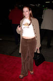 Melissa Joan Hart. Actress MELISSA JOAN HART at the world premiere of Charlie's Angels, at the Mann's Chinese Theatre in Hollywood. 22OCT2000. Paul Smith / royalty free stock image