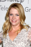 Melissa Joan Hart. LOS ANGELES - AUGUST 1: Melissas Joan Hart arrive(s) at the 2010 ABC Summer Press Tour Party at Beverly Hilton Hotel on August 1, 2010 in stock images