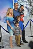 Melissa Joan Hart & Mark Wilkerson Stock Photography