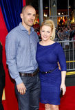 Melissa Joan Hart and Mark Wilkerson Stock Image