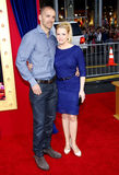 Melissa Joan Hart and Mark Wilkerson Royalty Free Stock Images