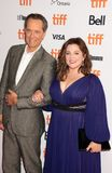 Melissa McCarthy & Richard E Grant at movie premiere of Can You Ever Forgive Me at TIFF2018. Melissa McCarthy Richard E Grant at the premiere of Can You Ever Stock Images