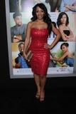 Melissa Moore bij het Pan-African Festival van de Film   Royalty-vrije Stock Foto's