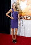 Melissa Ordway. At the Los Angeles premiere of 'The Last Song' held at the ArcLight Cinemas in Hollywood, USA on March 25, 2010 royalty free stock photos