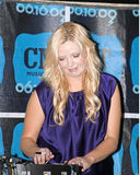 Melissa Peterman - CMA Festival 2009. Melissa Peterman at the CMA Music Festival June 11-14, 2009 in Nashville, Tennessee signing autographs Stock Image