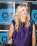 Melissa Peterman - CMA Festiwal 2009 Fotografia Stock