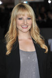 Melissa Rauch. At the Los Angeles premiere of In Time at the Regency Village Theatre, Westwood. October 20, 2011 Los Angeles, CA Picture: Paul Smith / Royalty Free Stock Photography