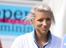 Melissa Reid, francês das senhoras abre 2010 Foto de Stock
