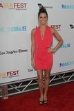 Melissa Rycroft at the Los Angeles Film Festival Closing Night Gala Premiere  Stock Images