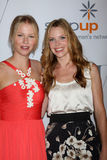 Melissa Sagemiller, Sarah Jane Morris Royalty Free Stock Photos