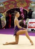 Melitina Staniouta, clubs. Belarus Royalty Free Stock Image