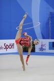 Melitina Staniouta hoop Stock Photography