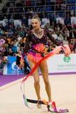 Melitina Staniouta, Wit-Rusland Lint Stock Fotografie