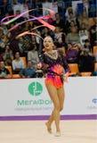 Melitina Staniouta, Wit-Rusland Lint Stock Foto