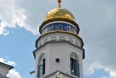 Melitopol monastery of St. Sabas Stock Photo