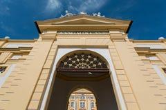 Melk修道院, Stift,奥地利 库存照片