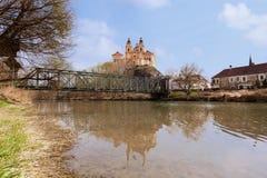 melk аббатства Стоковое Фото