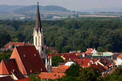 Melk in the 2011 summer,germany Royalty Free Stock Photos