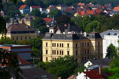 Melk in the 2011 summer,germany Royalty Free Stock Image