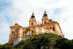 Melk Abbey Stock Photo