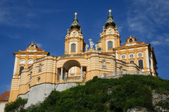 Melk Abbey Stock Photography