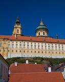 Melk Abbey Austria Fotos de archivo libres de regalías