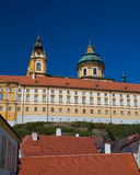 Melk Abbey Austria Lizenzfreie Stockfotos