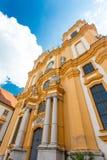 Melk Abbey, Austria. Melk Abbey curch in Austria Royalty Free Stock Images