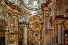 Melk Abbey, Austria stock photos