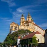 Melk Abbey Austria Royalty Free Stock Photo