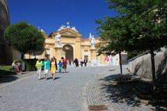 Melk Abbey Gate Image libre de droits