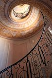 Melk Abbey - Stairs Stock Image