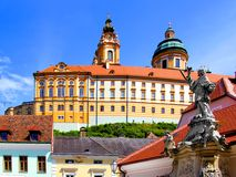 Melk Abbey Stock Image