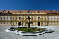 Melk Abbey, Wachau, Austria Royalty Free Stock Photo