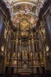 Melk abbotskloster - Melk - Österrike Royaltyfri Bild