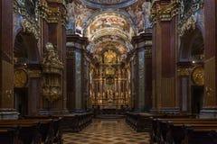 Melk abbotskloster - Melk - Österrike Royaltyfria Foton