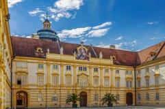 Melk Abtei, Österreich Stockfoto