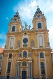 Melk-Abtei, Stift, Österreich Stockbild