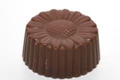 Melk-chocolade stock foto