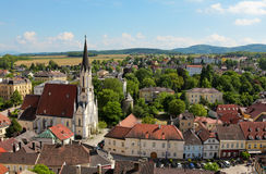 Melk in Lower Austria Stock Photography