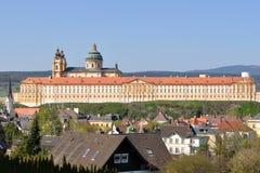 Melk monastery Royalty Free Stock Image